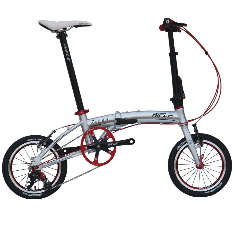 aluminium folding bike 14 minivelo mini velo bike urban. Black Bedroom Furniture Sets. Home Design Ideas