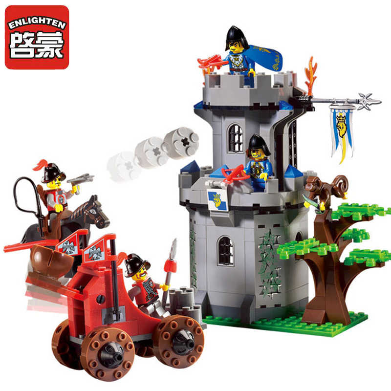Iluminai Compatível Blocos Castelo Dragão Cavaleiros Caribe Pirata Building Blocks Define Bricks Modelo Meninos Criança Crianças Brinquedos Presentes