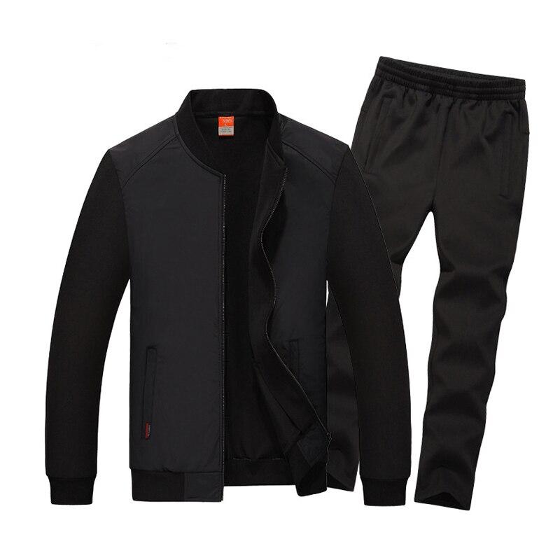 Мужской спортивный костюм большого размера 5XL 6XL 7XL 8XL, мужская спортивная одежда для фитнеса, мужская спортивная одежда больших размеров, со