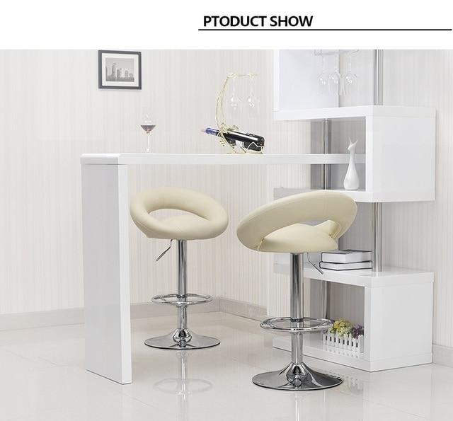 North American bar stool wholesale Western European night market coffee shop chair retail purple white brown black free shipping