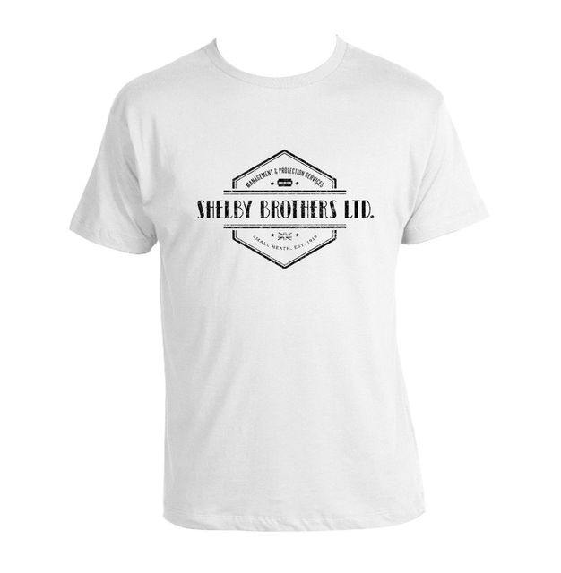 c220bb4f Peaky Blinders T shirt Shelby Brothers-in T-Shirts from Men's ...