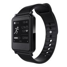 Original iwown i7 Smart Uhr Smartwatch Armband Gesundheit tragbare Geräte Herzfrequenz Fitness Tracker für IOS Android Telefon