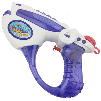 Outdoor Beach Toys Kids Summer Beach Water Gun Seaside Natatorium Square Drifting Water Pistol Squirt Toys 3