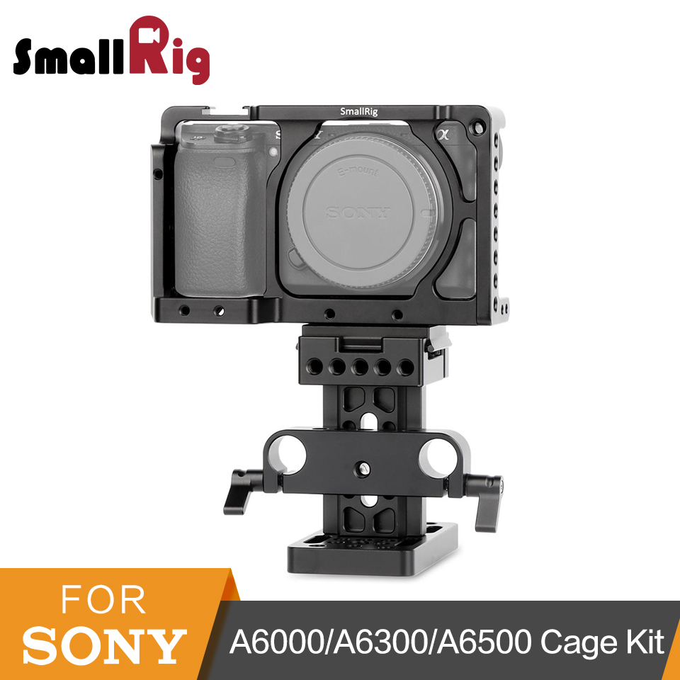 Smallrig Dslr Camera Cage Kit Arca Swiss For Sony A6000a6300