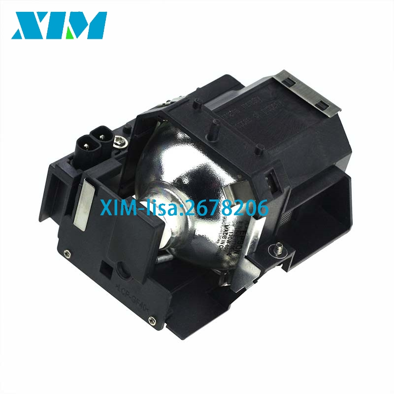 Totally New Original Projector lamp ELPLP35 for EPSON EMP-TW520/EMP-TW600/EMP-TW620/EMP-TW680/PowerLite HC 400/PowerLite PC 800 elplp39 projector lamp for emp tw1000 emp tw2000 emp tw700 emp tw980 powerlite hc720 tpowerlite pc1080 powerlite pc810 hc 1080