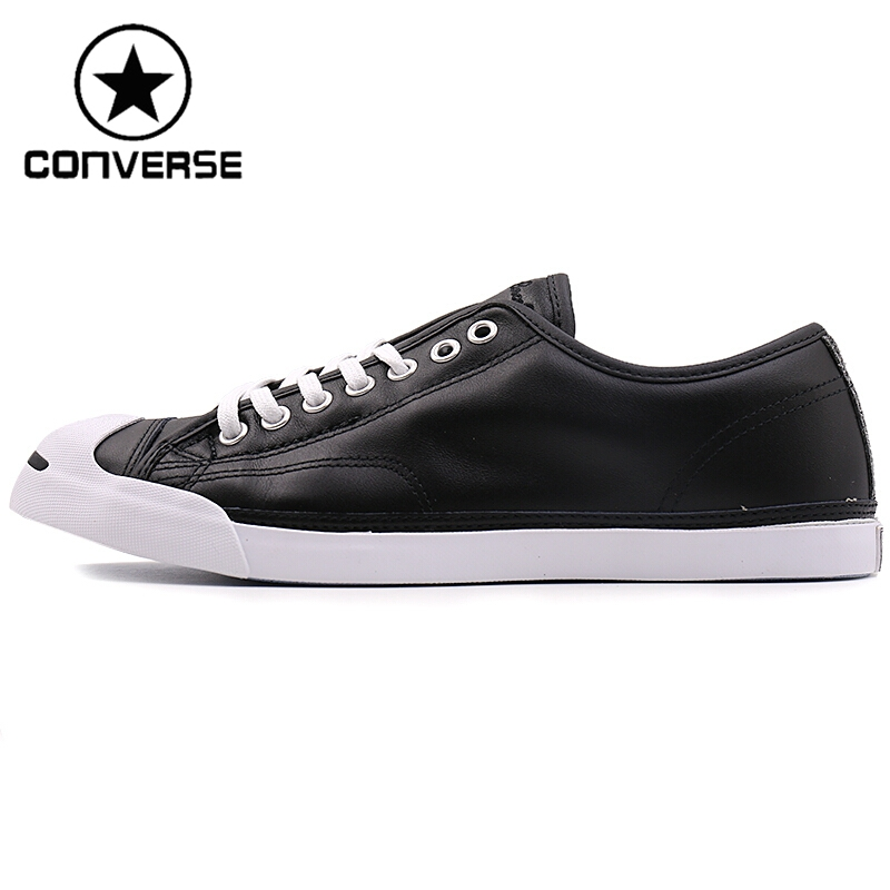 Original New Arrival Converse Unisex Skateboarding Shoes Leather Sneakers