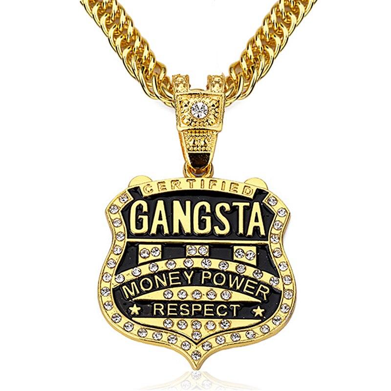 Goldkette gangster  Online Kaufen Großhandel gangsta ketten aus China gangsta ketten ...