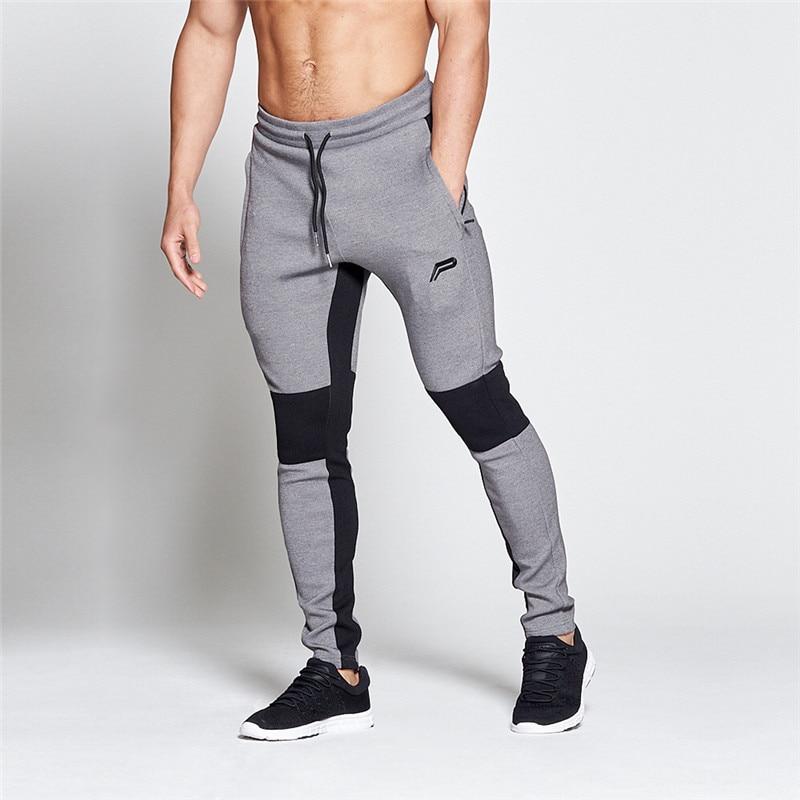 GYMPursue uomo Jogger Marca Pantaloni Casual Pantaloni di Fitness Pantaloni da Uomo Muscolare Brothers Esercizio Pantaloni da uomo Pantaloni uomo Fitness trouse
