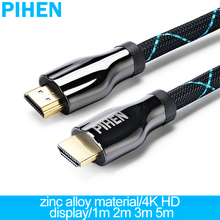 HDMI Convention HDMI Cable to HDMI 2.0 Cable 4k 3D 60FPS Cable for HD LCD TV Laptop PS3 Projector Ordinat For Apple TV xbox 360 vention hdmi cable pvc cotton tread braided hdmi to hdmi cable hdmi 2 0 4k 3d 60fps cable for hd tv lcd laptop ps3 ps4 xbox360