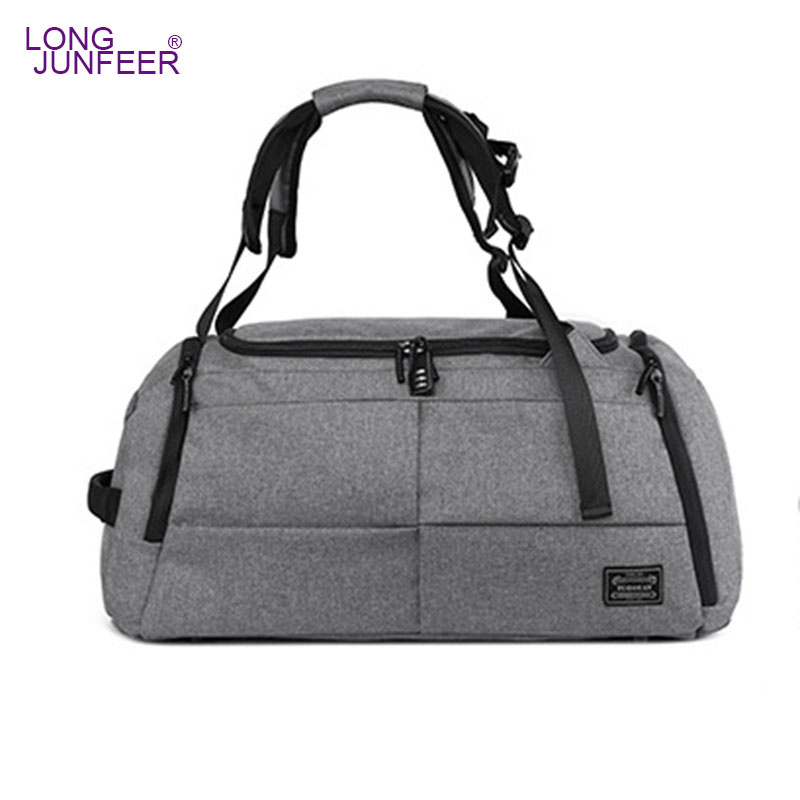 Special Multifunction Men Travel Bags Anti Theft Male Bag Travel Duffel Bags For Man Large Capacity Shoulder Handbag ZL106