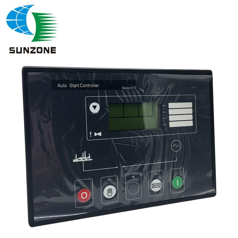 цена Diesel Generator Control Module DSE5110 Working With P810 Interface USB Controller DSE5110 в интернет-магазинах