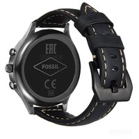 295cbf90071a1 22mm Quick Release Watch Band Genuine Leather withMetal Buckle Wristband  Strap for Fossil Gen 4/