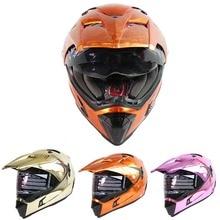 Painting Road-Off  Racing Helmet Motocross Helmets Dirt Biker Capacetes Moto Casco