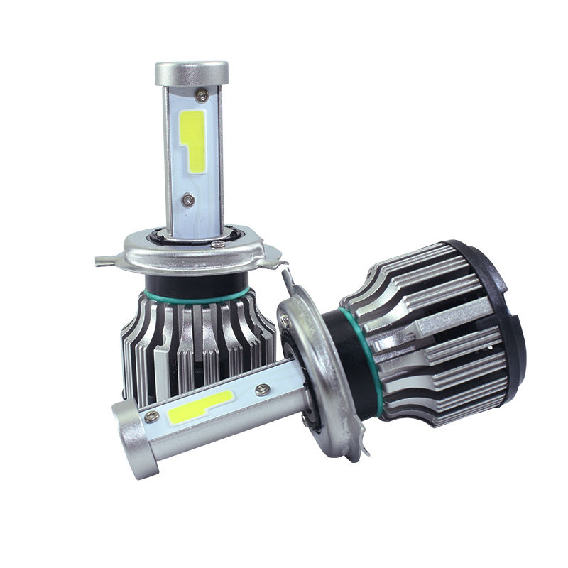 Hot Car Styling COB Cars Headlight LED H4 H1 H7 H8 H9 H11 9005 9006 880