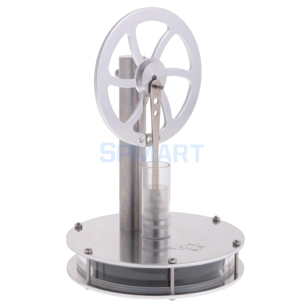 Low Temperature Stirling Engine Motor Model Steam Heat Model Toy Home Desktop Decoration Ornaments все цены