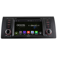 Pumpkin Android 4.4 Car DVD Player For BMW X5 M5 E39 E38 E53  2 din 1080P WIFI OBD2 car stereo gps video player Mirror Link