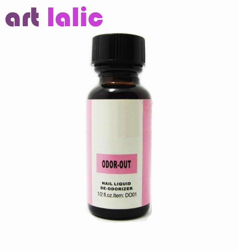 Arte do prego acrílico odor líquido para fora dicas de fragrância odor útil removedor para bela senhora melhor venda