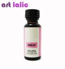 Removedor de odorizes líquido acrílico para unha, ferramenta para remoção de odores úteis de fragrância