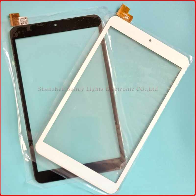 New 8 Tablet Campacitive Touch Screen for PresPrestigio MultiPad VISCONTE QUAD 3GK PMP1080TD Touch Panel Digitizer Glass Sensor 8 inch touch screen for prestigio multipad wize 3408 4g panel digitizer multipad wize 3408 4g sensor replacement