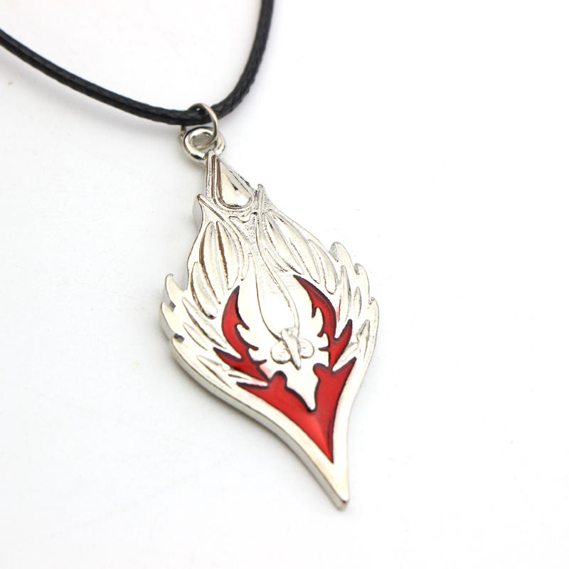 Drop Shipping Game Blood Elf Necklace Horde Symbol Necklace