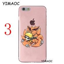 Anime Naruto Uchiha Sasuke Case for iPhone X r s Xr Xs Max 8 7 6S 6 Plus 5 5s SE