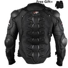 Revestimentos da motocicleta Motocicleta Protetor Do Corpo Armadura de Corrida Jaqueta de Motocross Moto Equipamentos de Proteção da motocicleta +