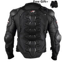 Motorcycle Jackets Motorcycle Armor Racing Body Protector Jacket Motocross Motorbike Protective Gear + motorcycle