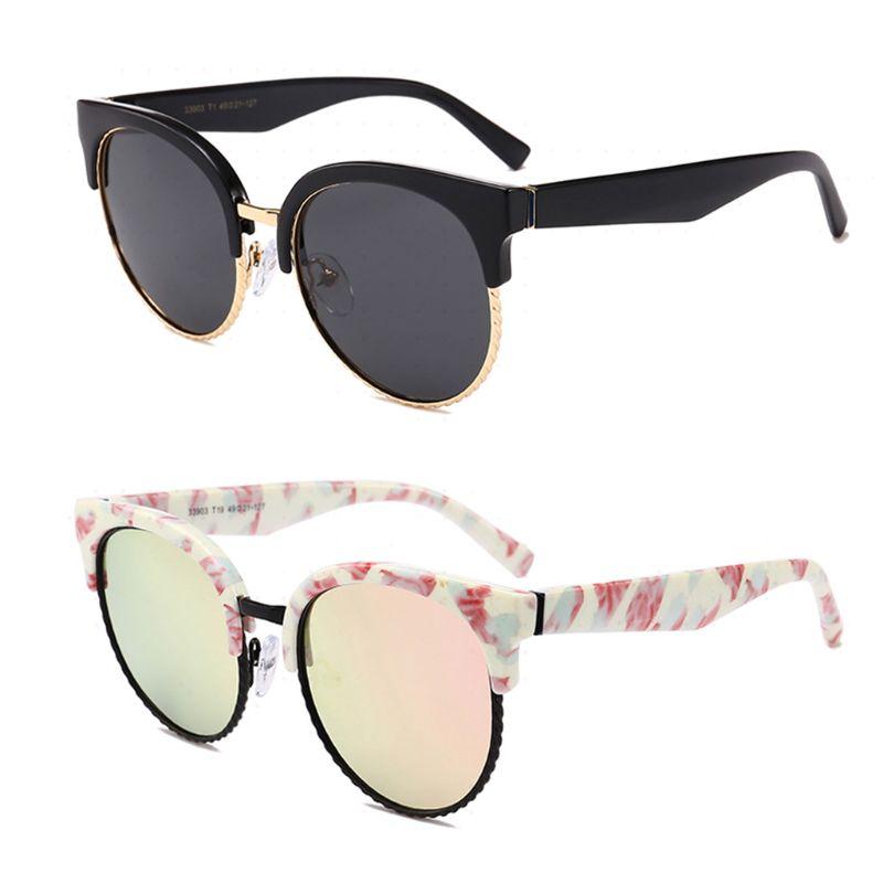Effizient Kinder Sonnenbrille Polarisierte Kreative Persönlichkeit Runde Brillen Kinder Uv400 Augen Schutz Outdoor Strand Liefert Um Jeden Preis