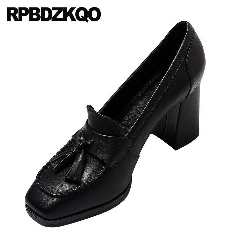 Vintage Size 4 34 2018 Women Pumps Shoes