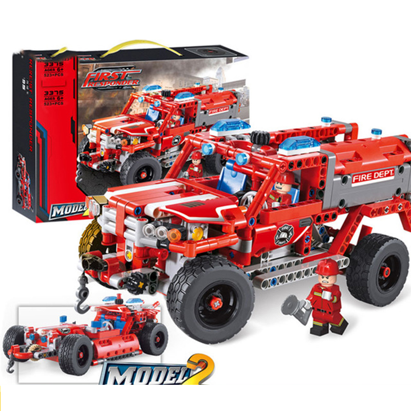 Building Blocks Compatible with Legoings Technic Avengers Endgame D3375 Models Building Kits Blocks Boy Toys For Chlidren.