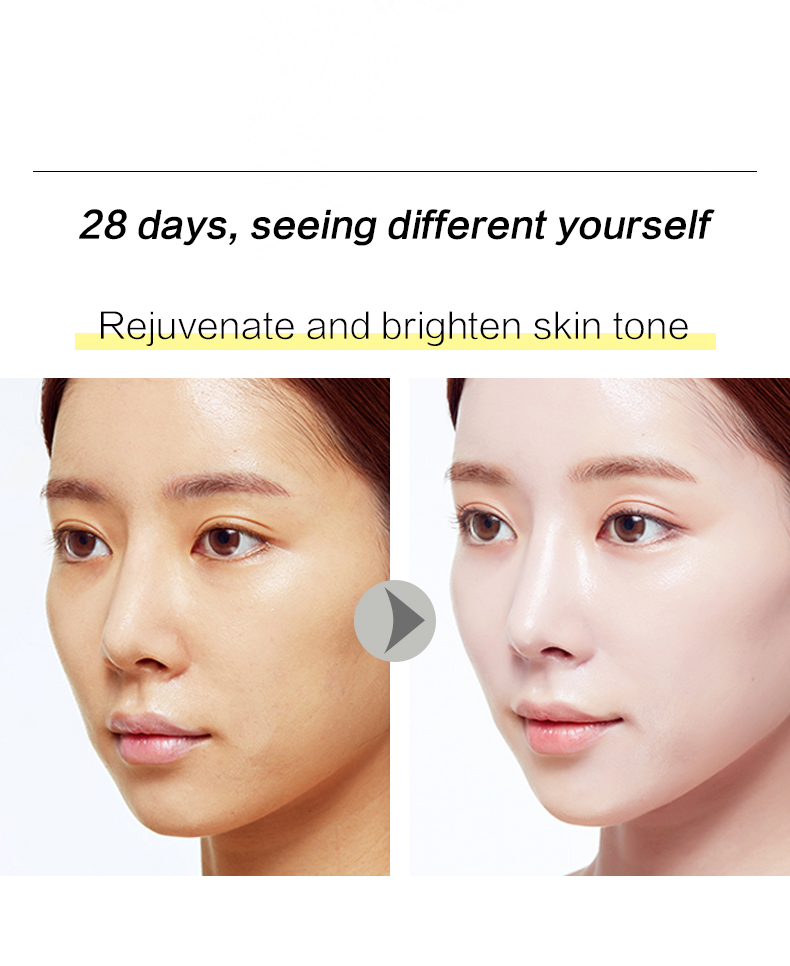 B3 Rosto Soro Clareamento Da Pele hidratação