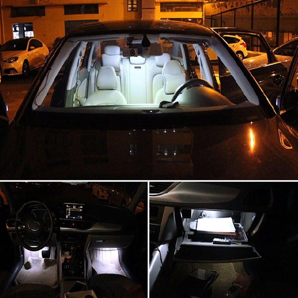 HTB1B5MdXyYrK1Rjy0Fdq6ACvVXaH 10Pcs W5W T10 LED Canbus Light Bulbs for Audi BMW VW Mercedes Car Interior Dome Light Trunk Lamp Parking Lights Error Free 12V