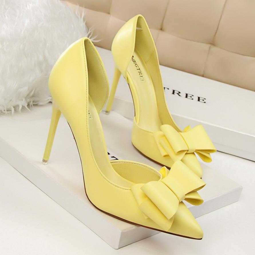 ФОТО 7 Color Soft Leather 2017 New Sale Discount Shoes Woman High Heel Sandals Women Pumps Fashion Ladies Elegant Slip On SMYDS-B1016