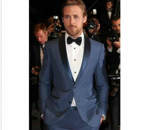 Custom Made Men 39 s 2 Piece Wedding Groom Tuxedos Groomsman Best Man Party Suits in Suits from Men 39 s Clothing