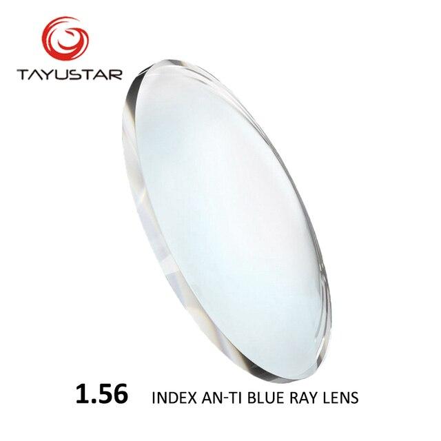866f233191 1.56 Index CR-39 Single Version lenses eye Myopia optical prescription Clear  Aspheric eyeglass lenses reading glasses lenses