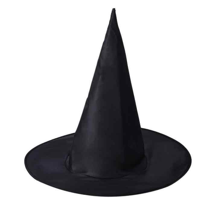 KANCOOLD 2018 6 قطعة/الحزمة القبعات الدعائم الكبار إمرأة أسود قبعة الساحرات ل هالوين زي حزب مهرجان التبعي كاب PJ0809