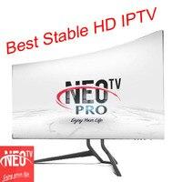 Neotv PRO 1200 Channels French IPTV Europe Arabic Belgium IPTV Subscription Code LiveTV M3U MAG254