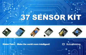 37 IN 1 SENSOR KITS FOR ARDUINO HIGH-QUALITY FREE SHIPPING (Works with Official for Arduino Boards) - DISCOUNT ITEM  11% OFF All Category