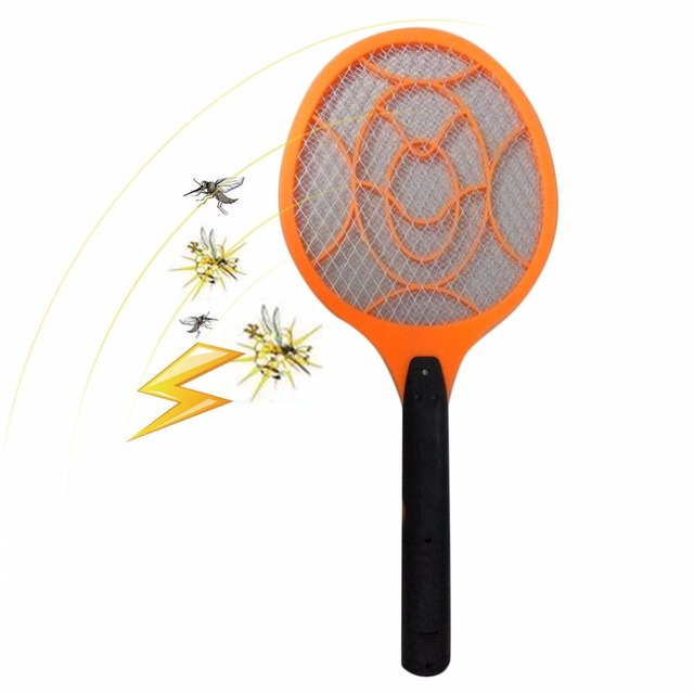 Outad Electronic Mosquito Swatter Dry Cell Power Energy Saving