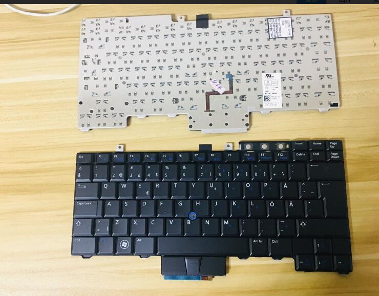 Keyboard For Dell Latitude E5300 E5400 E5500 E5410 E5510 E6400 E6410 E6500 E6510 Belgian Hebrew Arabic Hispanic Swiss Swedish Keyboard For Dell Laptop Keyboardkeyboard For Laptop Aliexpress