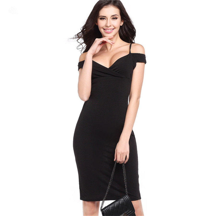 Aliexpress.com : Buy Female Sexy Package Hips Bodycon Gowns ...