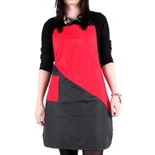 75*60cm Hairdressing Nylon Apron Gown Barbers Stylist Hair Cutting Beauty Salons Hairdresser Cape Hairstylist Tools PL2(China)