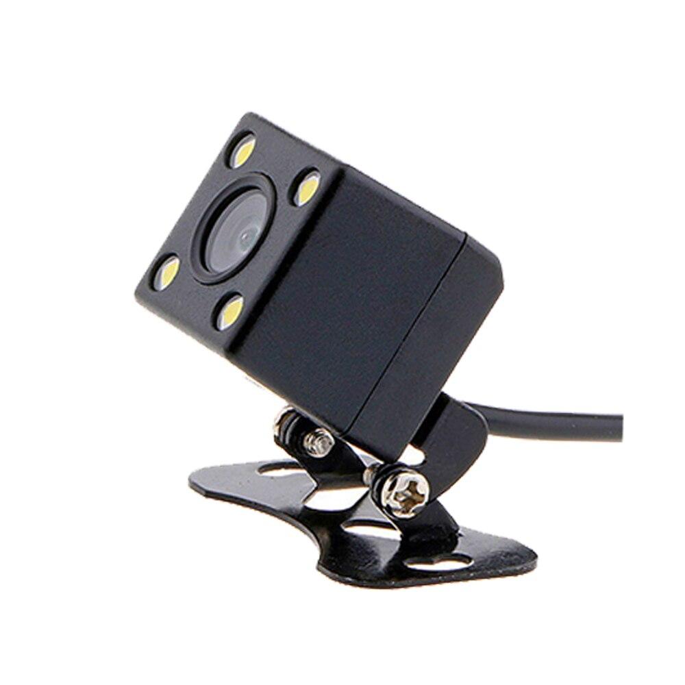 170° Wide Angle Car rearview camera HD rear view video vehicle camera Backup Reverse Camera 4 LED Night Vision Parking Camera 4