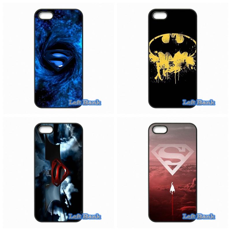 Fashion Logo Batman vs Superman Phone Cases Cover For Huawei Honor 3C 4C 5C 6 Mate 8 7 Ascend P6 P7 P8 P9 Lite Plus 4X 5X G8