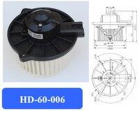 Motor de ventilador de aire acondicionado automotriz/ventilador electrónico/motor/ALTIS/COROLLA motor de ventilador