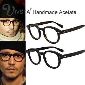 610cd1624318 IVSTA Frame Women Glasses Men Optical Spectacle Myopia