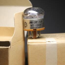 WE 717A USA DIY-tube  HIFI WE-717A 2pcs lot diy hifi tube 5u4gb rca5u4gb 5u4 usa