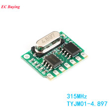 315MHz Receiver Module Wireless Board PT2272 DIY Electronic ASK OOK TYJM01A-K PT