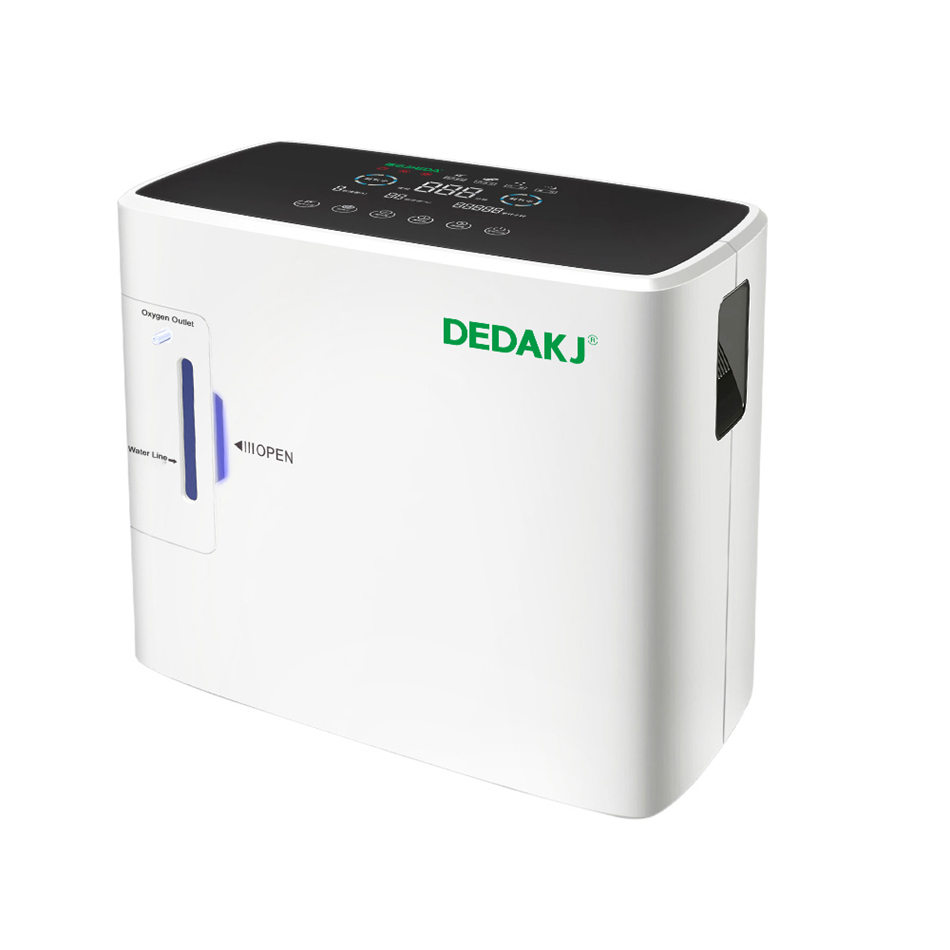 US $239 4 30% OFF|AC220/110V 120w Portable Oxygen Concentrator 1 6L/min  Oxygen Generator 30 90% (±3%) Home Oxygen Concentrator Oxygen Machine-in  Air