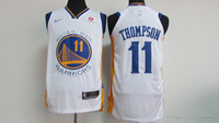 11 Klay Thompson 23 Draymond Green Jersey New Material Golden State 2017 Basketball Jersey Embroidery